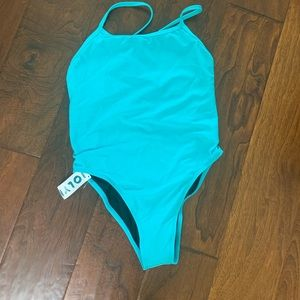 Jolyn one piece swim suit